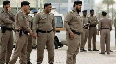 Riyadh Police arrests 5 Pakistanis