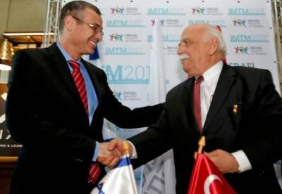 Turkish Minister lands in Israel for bilateral talks