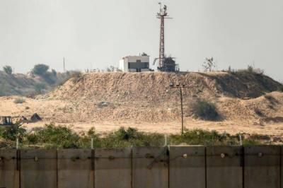 2 Palestinians killed in Israeli attack near Gaza-Egypt border