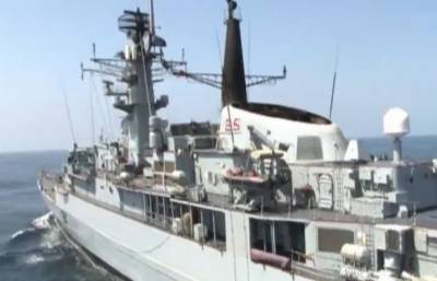 Pakistan Navy exercise AMAN-17 to kick off with 34 Naval Forces in Arabian Sea