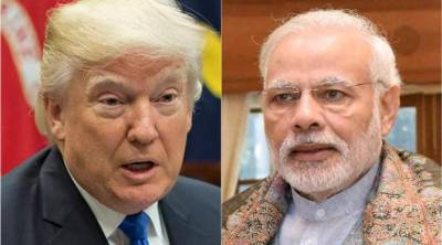 Trump-Modi phone call: Modi complains Trump about Pakistan