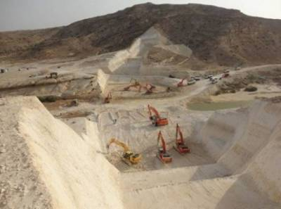 100 small dams being built in Balochistan