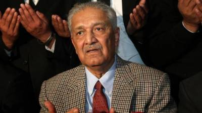 India will never misadventure with Pakistan as it knows Pakistan's nuclear power well: AQ Khan