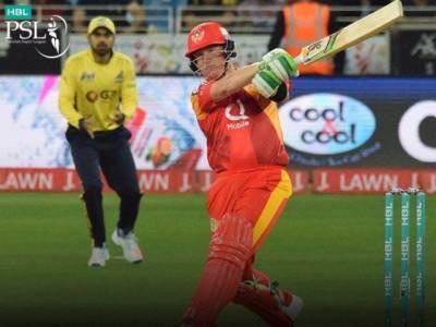 Islamabad United crush Peshawar Zalmi in a sensational match