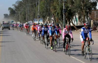 Pakistan-Afghanistan cycle rally to promote cross border peace