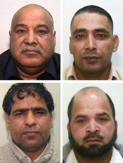 Pakistani national gang involved in UK sex scam