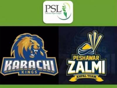 Peshawar Zalmi Vs Karachi Kings live update