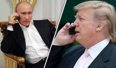 Putin - Trump phone call: US President unaware of nuclear treaty with Russia