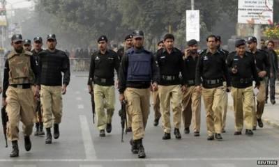 Senior police officers transferred in Lahore