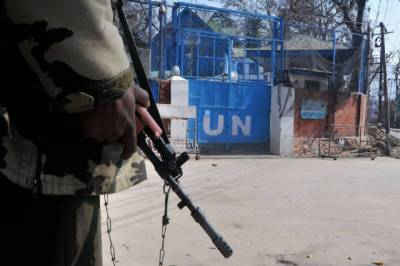 Yasin Malik arrested in Srinagar to stop march towards UN Headquarters