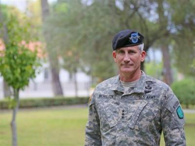 Russia - Pakistan -Iran working against US-NATO interests in Afghanistan: US General