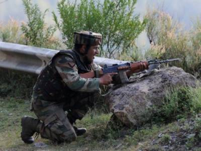 Indian Army soldiers gunned down in Occupied Kashmir