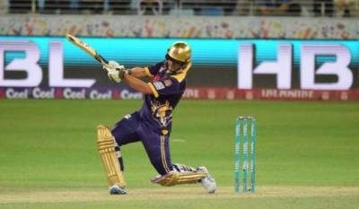 Quetta Gladiators Vs. Karachi Kings match scorecard