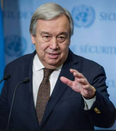 Political solution to Syrian conflict would lead to end of IS: UN Chief