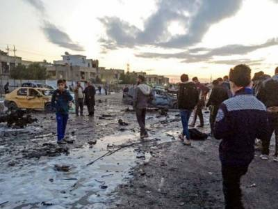 Deadliest suicide bombing of the year in Iraq by ISIS