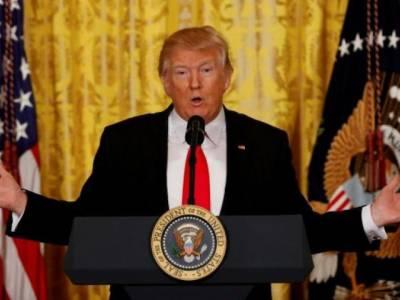 Donald Trump withdraws Muslim entry ban executive order