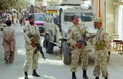 FC foils terrorism bid in Dera Bugti