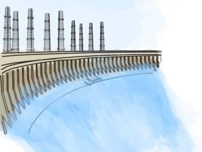 Kurram Tangi Dam construction status update