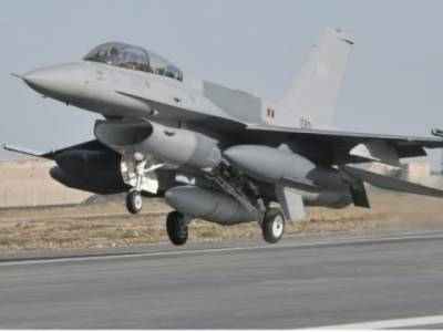PAF fighter jets strike terrorist hideouts on Af-Pak border