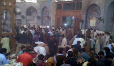 PAF - PN place all resources at disposal of Sehwan Sharif blast victims