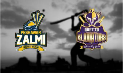 Peshawar Zalmi Vs Quetta Gladiators match update live