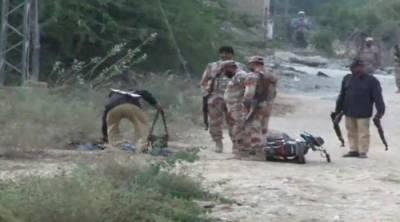 Sindh Rangers kill LaJ Commander in an encounter