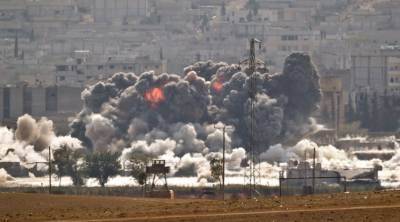 Turkish air strikes kill 45 civilians in Syria including women and children