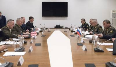 US - Russia Military Chiefs meet: Important decisions taken
