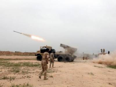 Iraqi Army launch fresh offensive against ISIS