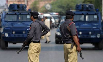 Lahore Police intensive crack down against suspected terrorists