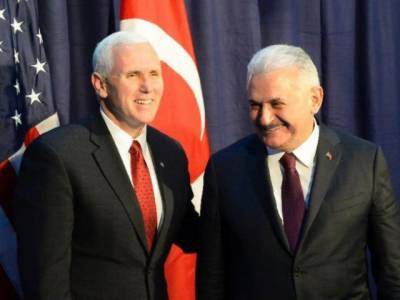 Turkey-US ties in the Trump Era: Turkey seeks tighter alliance