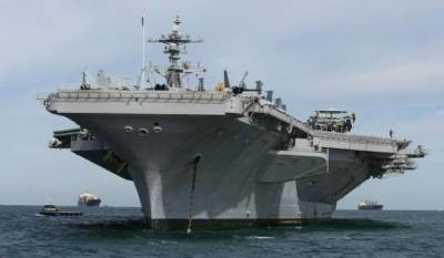 US Aircraft carrier entry in South China Sea irks China