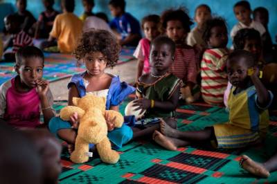 1.4m children face death from famine