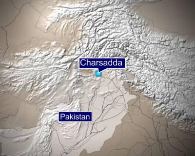 Bomb blast in Charsada