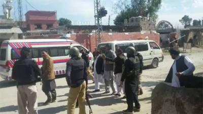 Charsada Bomb Blast responsibility claimed