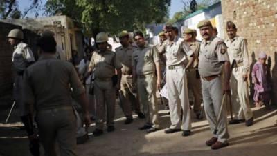 Indian Police arrests international child trafficking Gang