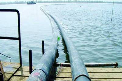 K-IV water supply project to provide 650 MGD to Karachi