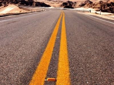 M-8 Khuzdar-Shahdadkot section completion status