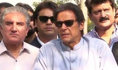 Several PML-N leaders in secret contact with PTI: Imran Khan