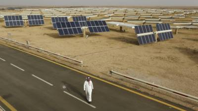 World's biggest Oil exporter Saudi Arabia hunts for renewable energy