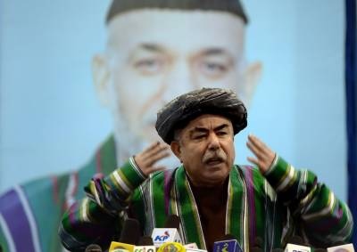 Afghan Security Forces surround house of Vice President Dostum
