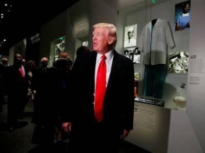 Amnesty International blasts Donald Trump