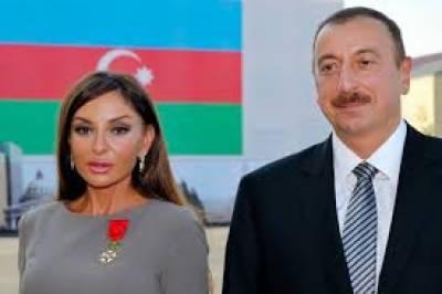 Azerbaijan President appoints his wife as vice President