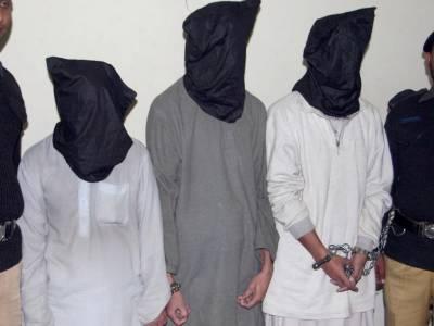 Charsada blast facilitators arrested