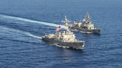 China warns United States