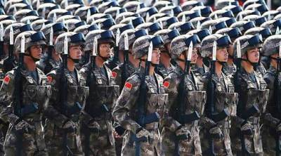 Chinese Army holds strategic dialogues with Indian Army in New Delhi