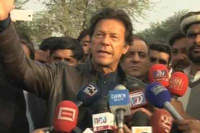 Imran Khan disqualification case hearing in IHC