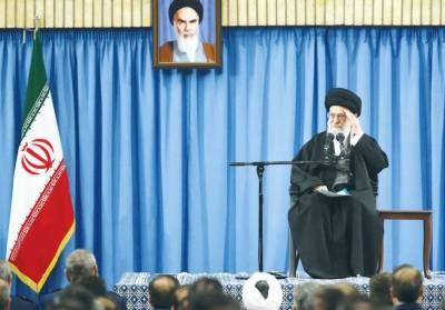 Iran's Khamenei asks Palestinians to start Intifada against Israel