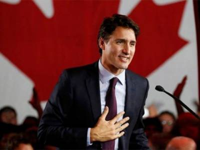 Justin Trudeau announces to welcome refugees from Iraq