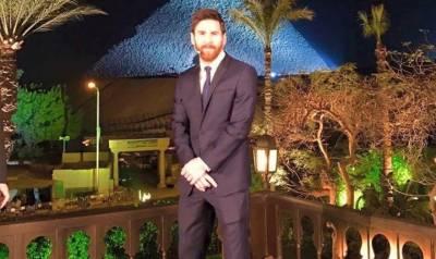 Lionel Messi promotes hepatitis C treatment in Egypt